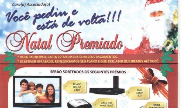 GRUPO SÃO PEDRO ANUNCIA GANHADORES DE BRINDES