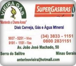 VIEIRA GAS