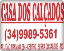 CASA DOS CAL�ADOS