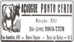 A�OUGUE PONTO CERTO