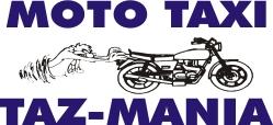 Moto T�xi Taz-Mania